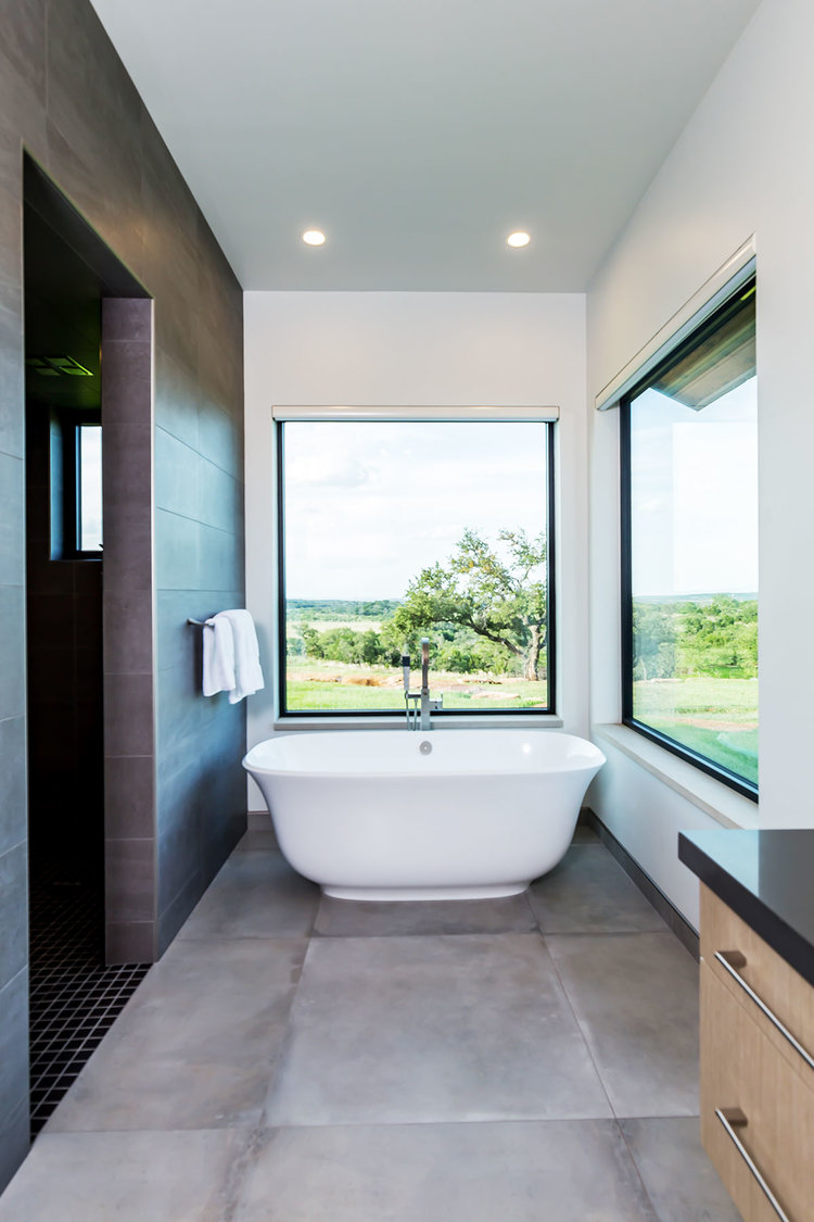 Doss Texas interior designer, Custom Home, lenore,bathroom