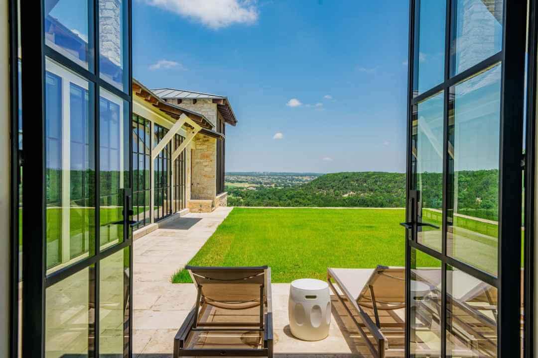 Ranch Home Texas