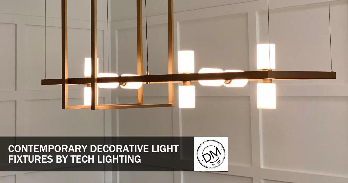 tech lighting indoor outdoor modern
