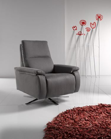 Candy Reclining Armchair