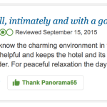 Cliff Bay Hotel Reviews