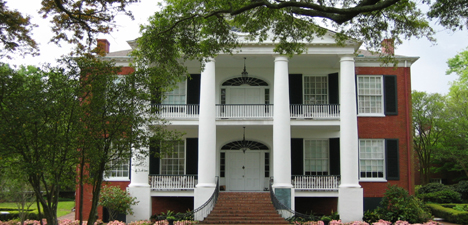 Early Classical revival architecture - The Rosalie