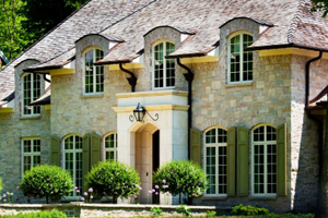 European home styles