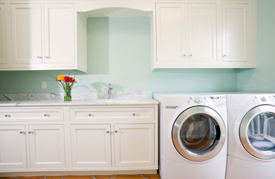 design a utility room layout