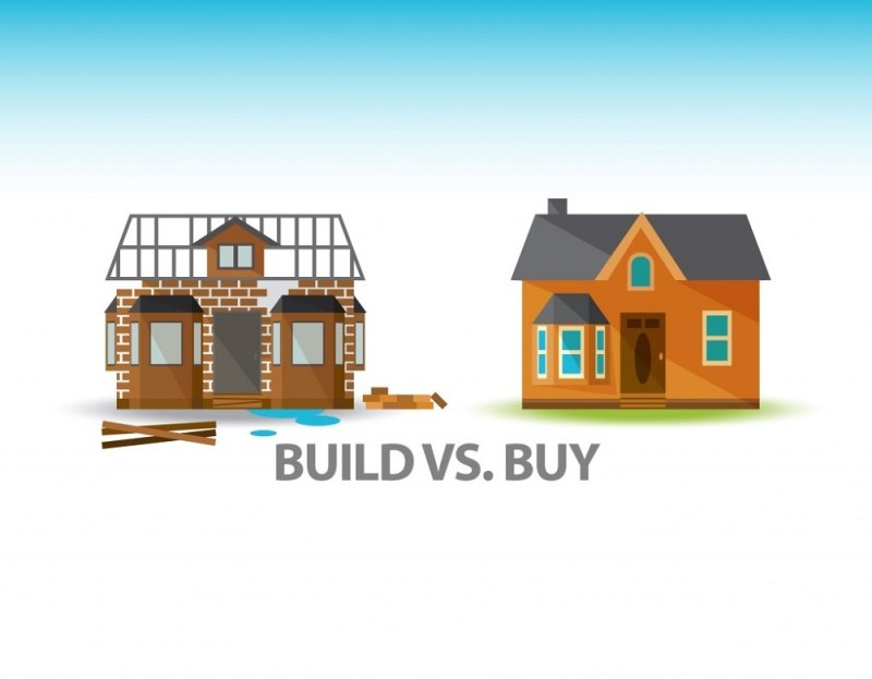 building a home vs buying a home