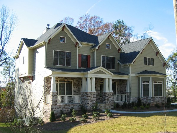 Bradbury A house photo