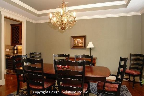 Cashton dining room photo 2