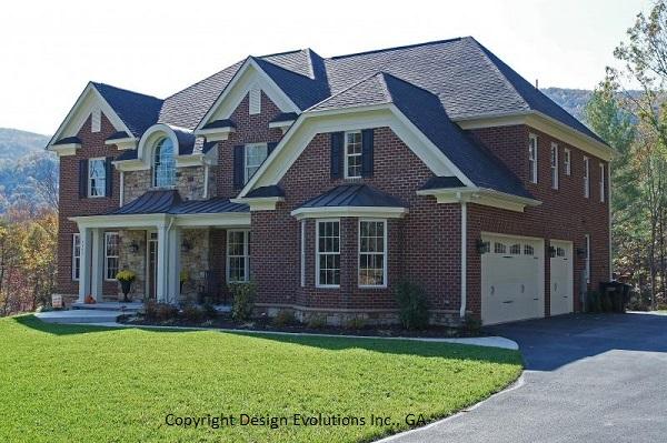 Cashton front elevation photo 1
