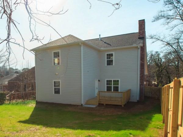 Shannon House Rear Photo 2
