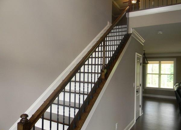 Gatford foyer staircase