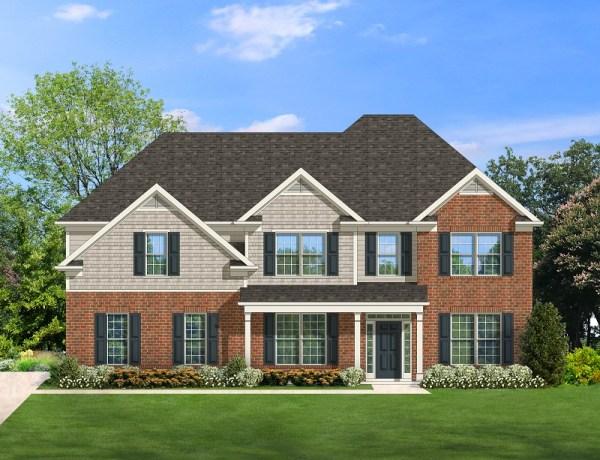 Camelton house plan