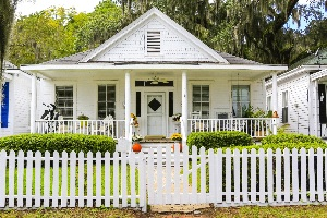 Georgia farmhouse style home