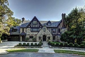tudor style house plans