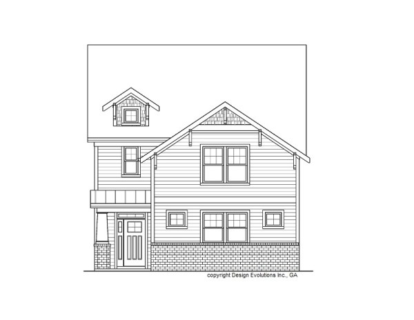 Chesley front elevation