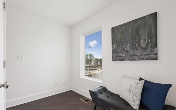 Perla house plan loft