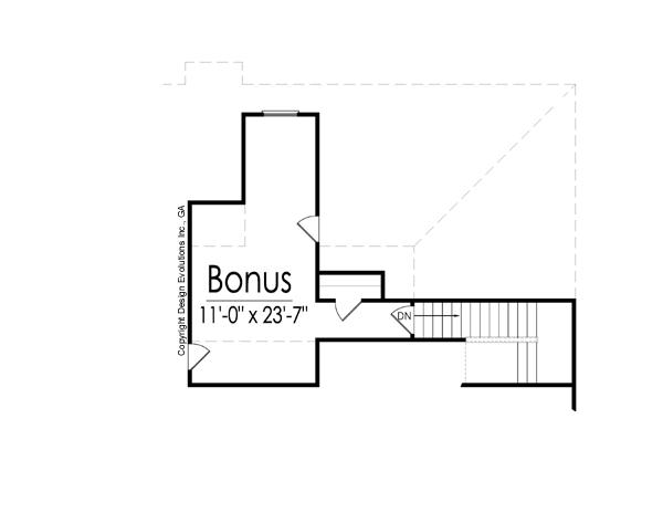 Sterland bonus room