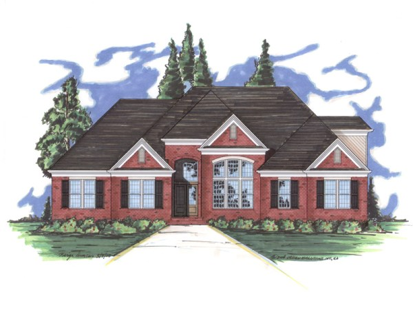 Collins elevation rendering