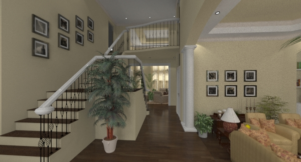 Lexington foyer rendering-2