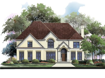 House plans from 3500-3999 Sq Ft