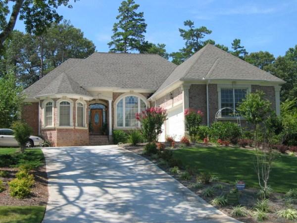 Polo house plan photo