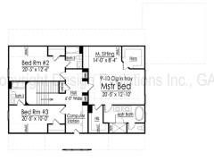 Cherokee second floor