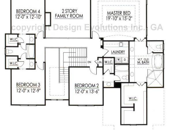 Bradbury B second floor