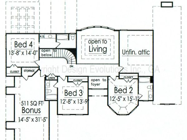 Vignola second floor