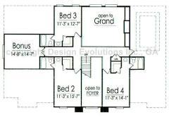 Malveaux second floor