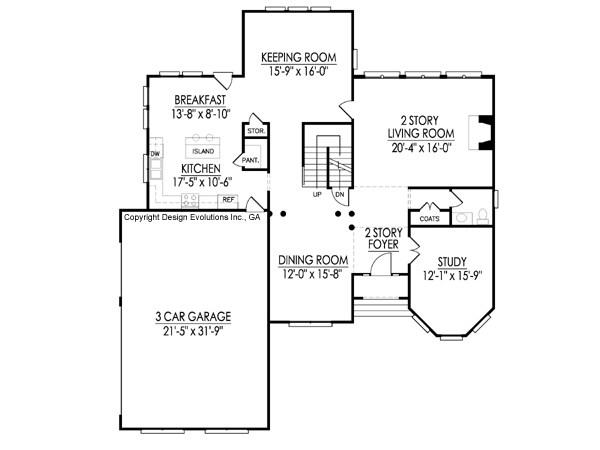 Yancy first floor