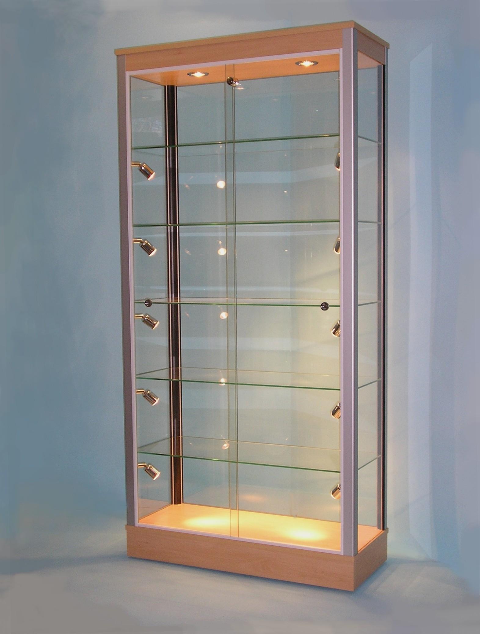 glass display cabinets home designex