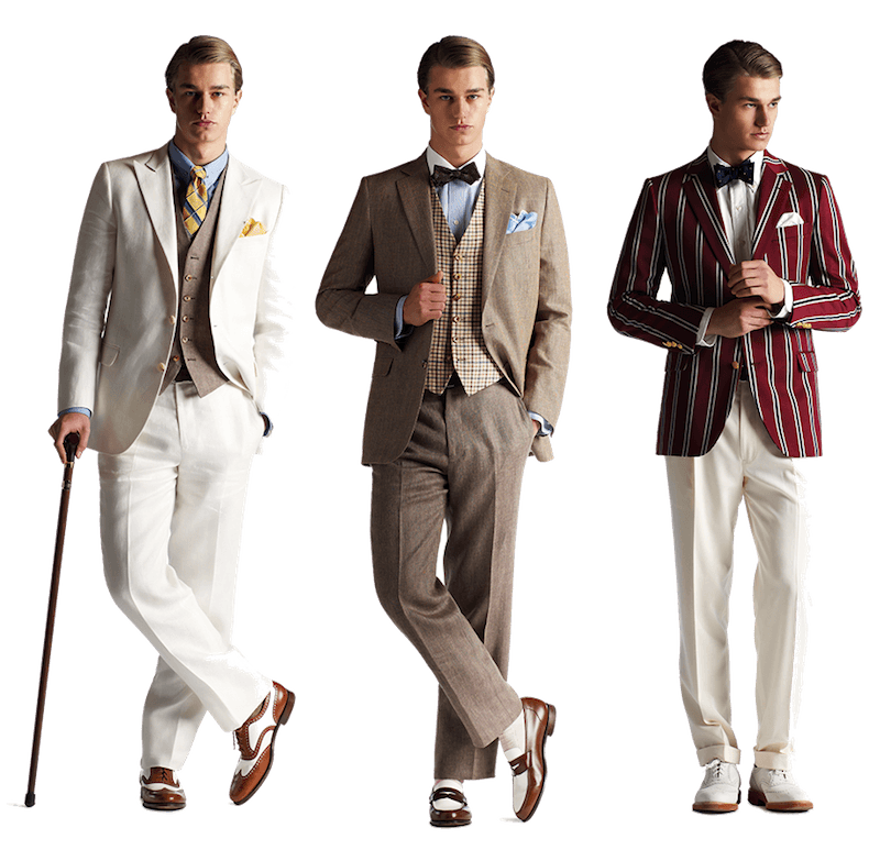 The Great Gatsby Collection By Brooks Brothers Design Father