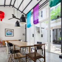 Modern Tube House by MimANYSTUDIO + REAL