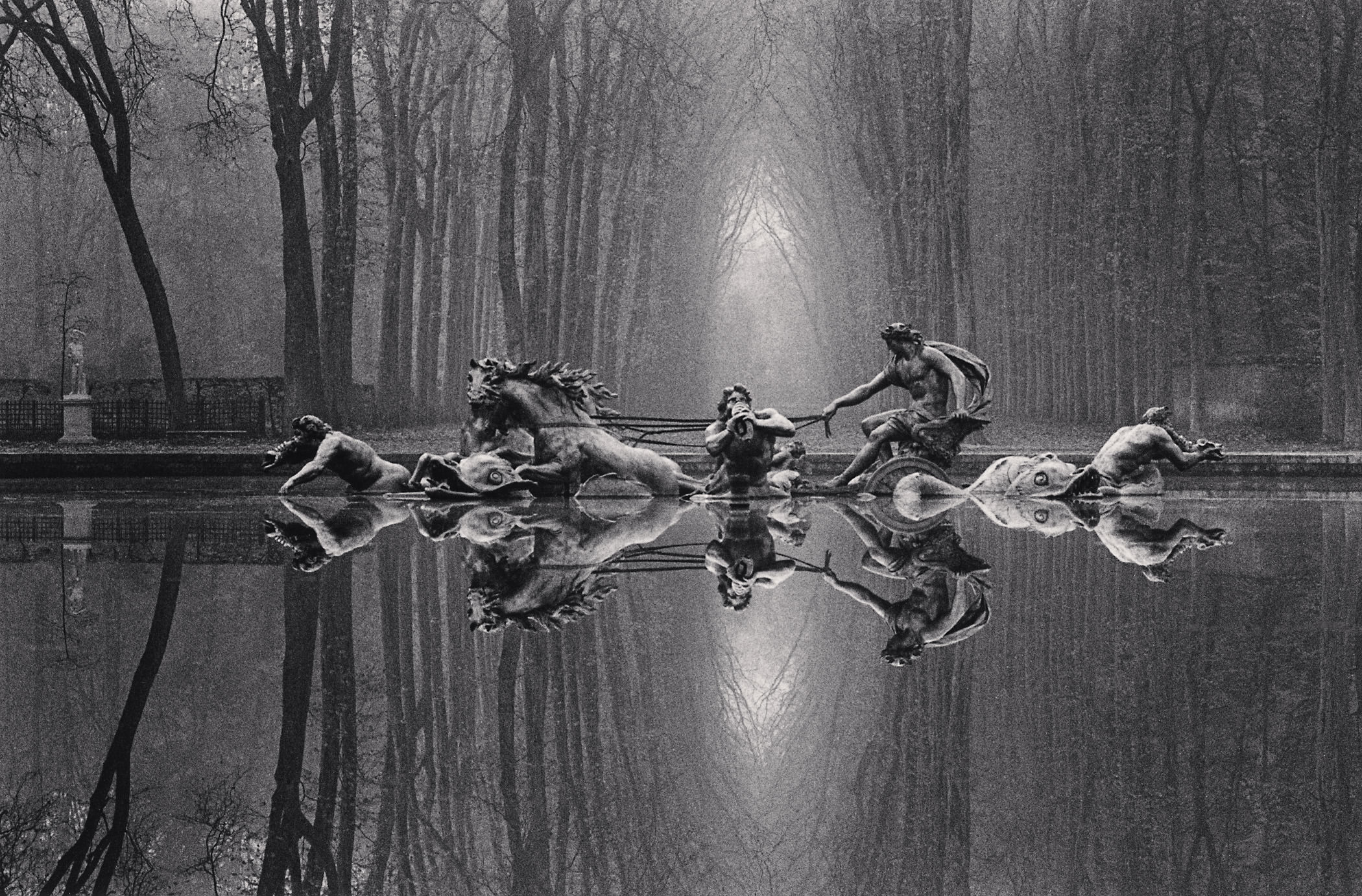 Black and White Photography by Michael Kenna • Design Father