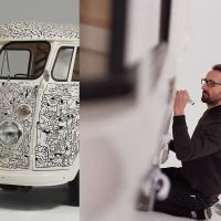 Introducing the Pull&Bear custom Volkswagen T1 vans