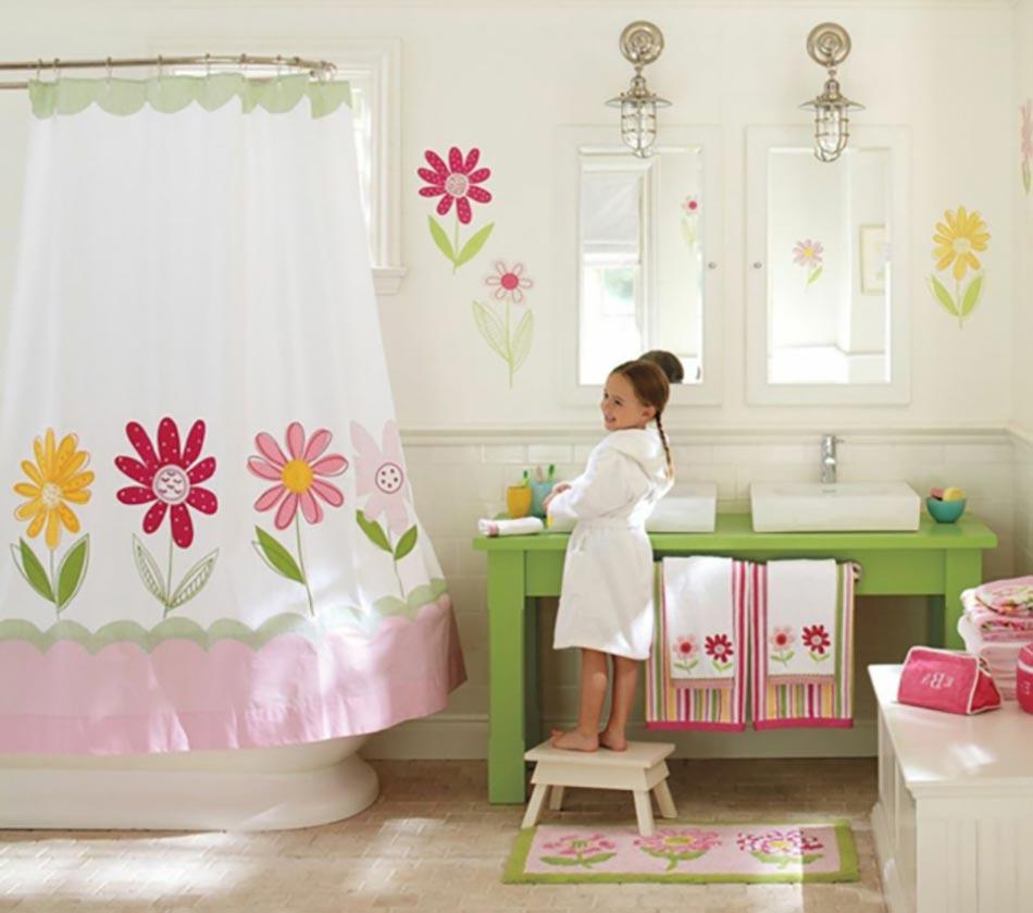 Salle De Bain Enfant La Dcoration Crative Design Feria