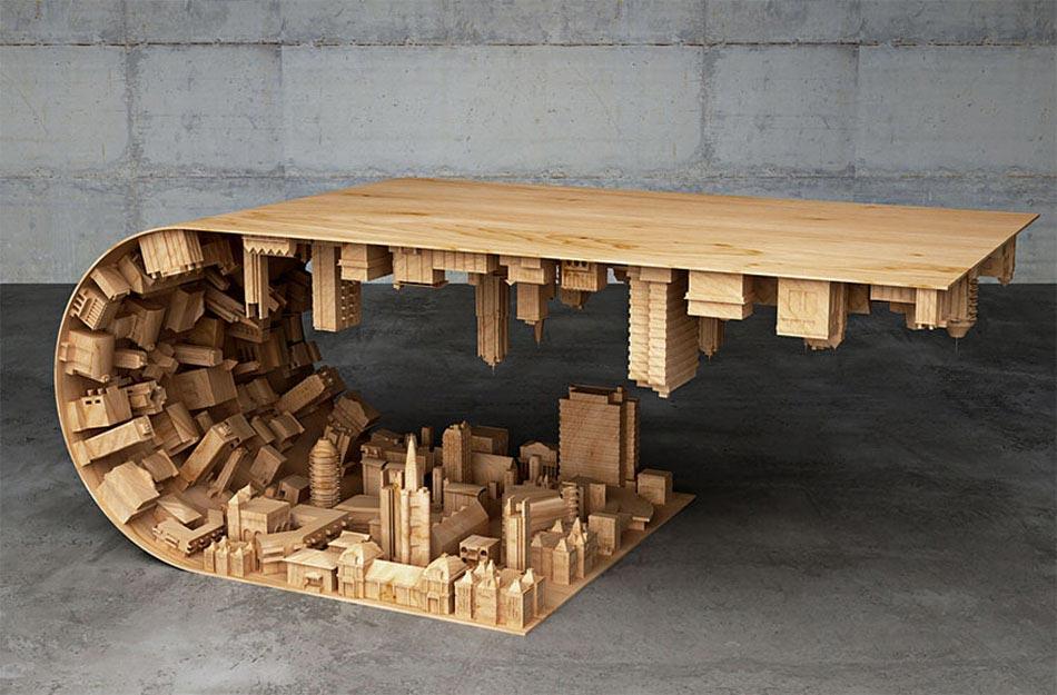 la table basse design un mobilier