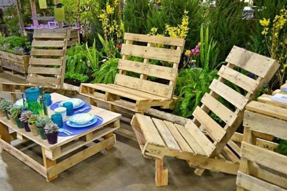 Chaise De Salon De Jardin En Plastique Vert Salon De
