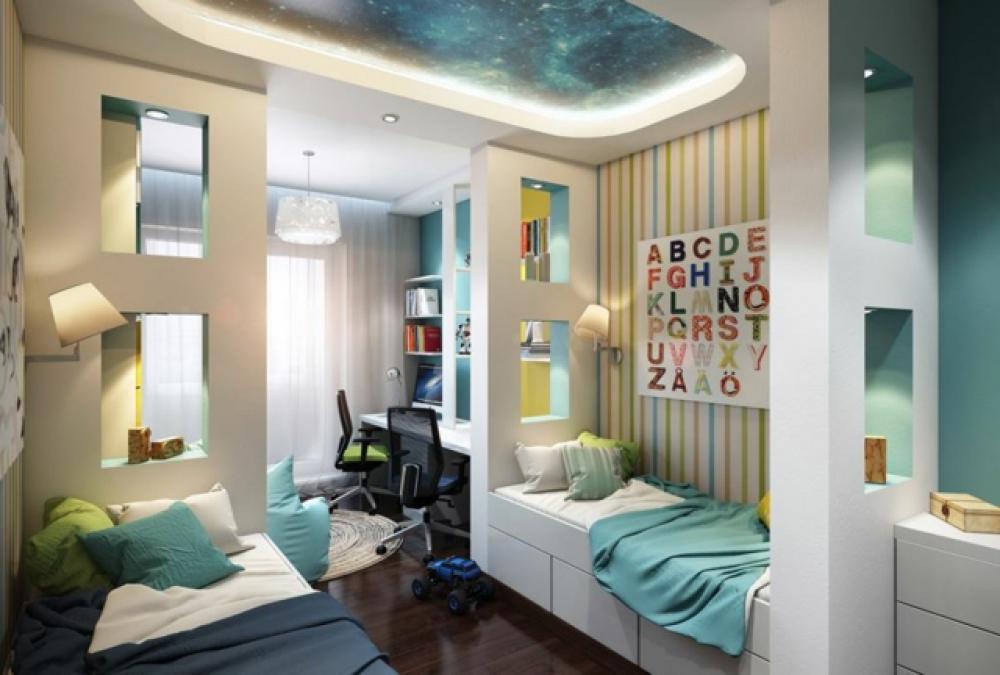 chambre d enfant dans un appartement