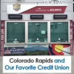 Colorado Rapids and Our Favorite Credit Union