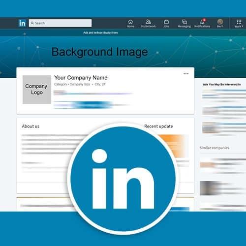 Photoshop social media profile templates phases design studio linkedin profile template photoshop flashek Image collections