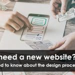 New Website Design Process—What to Expect During the Project
