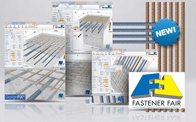 Fastener Fair 2017 – Rebar Design Preview