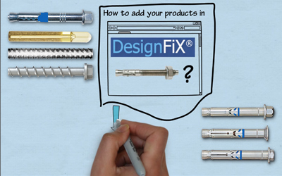 How to add your products in DesignFiX?
