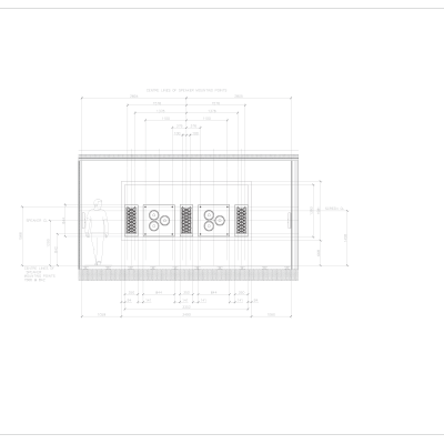 05 Bespoke Wall Elevation Front
