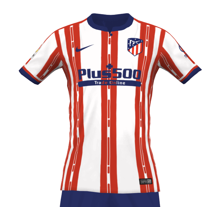 Buy Atletico Madrid Jersey 2021 Cheap Online