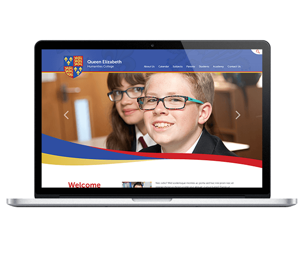 Design For Schools: College Website Design
