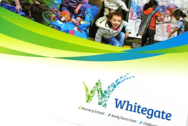 Whitegate Nursery Website and Prospectus