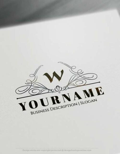 Alphabet Logos And Initial Logo Designs Monogram Maker