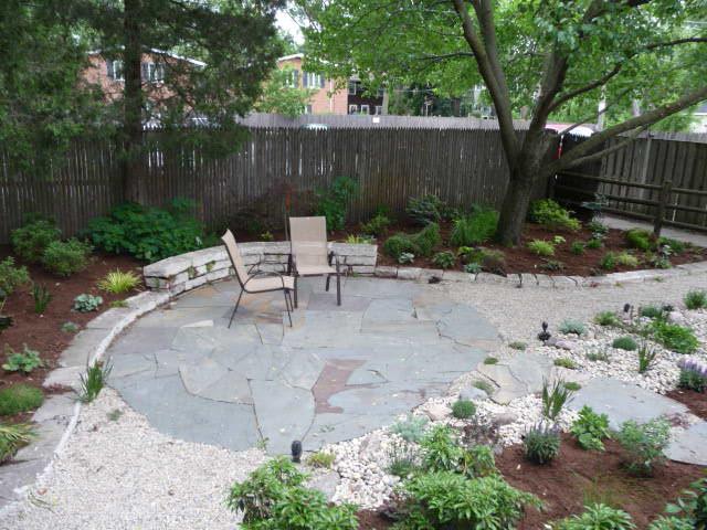 No Lawn Backyard | Design Green Landscapes on No Lawn Garden Ideas  id=35728
