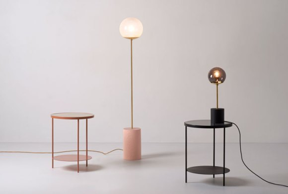 Line Floor Lamp by Douglas and Bec